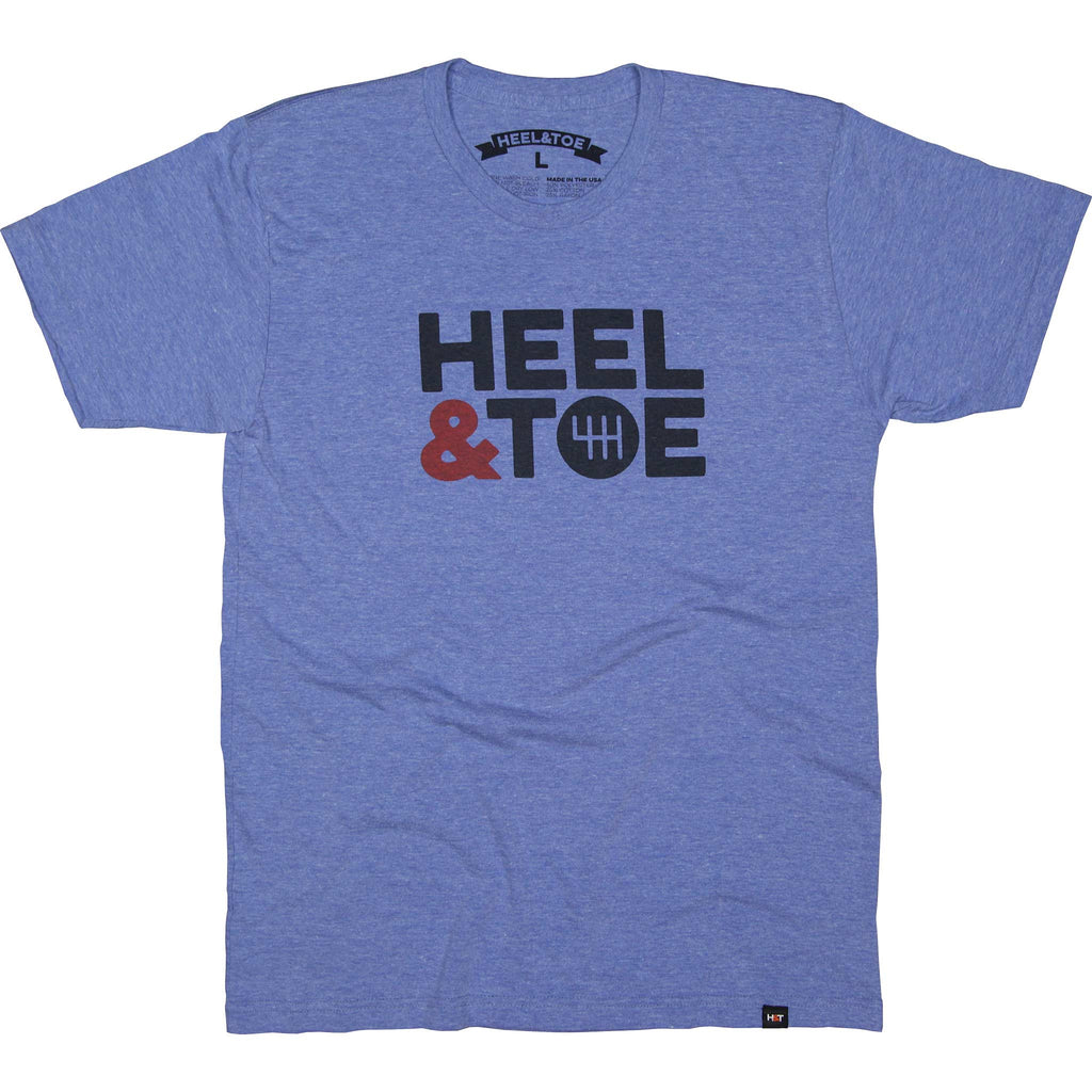 Heel & Toe Logo Shirt