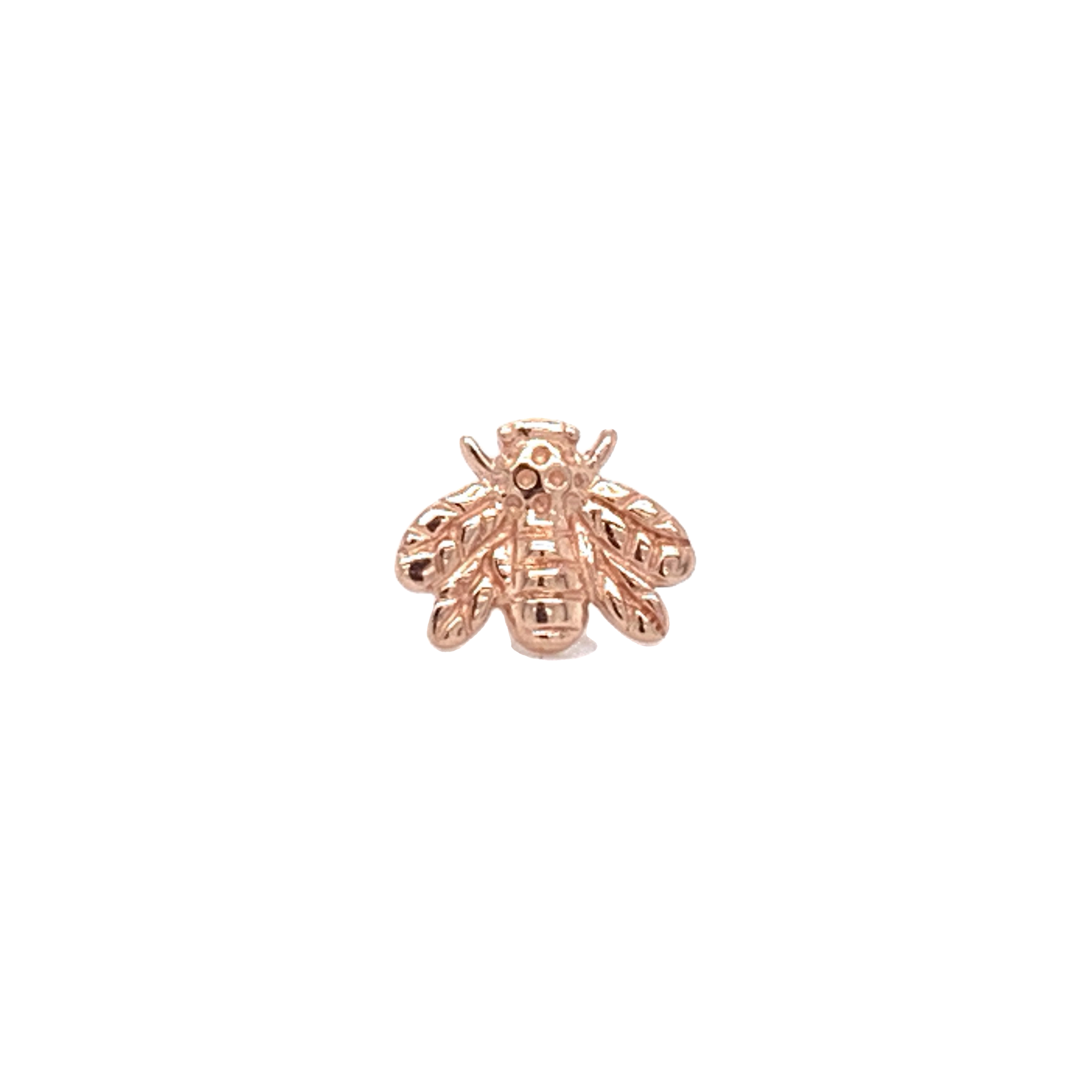 14Ct Rose Gold Bee Attachment