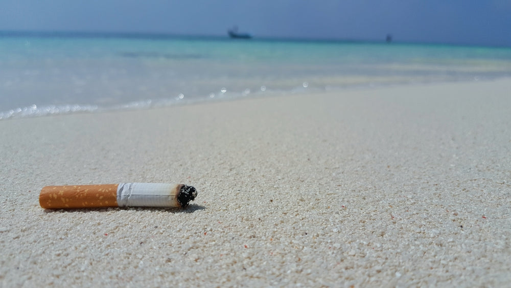 Are cigarette butts overtaking plastic straws as world's most common pollutant?