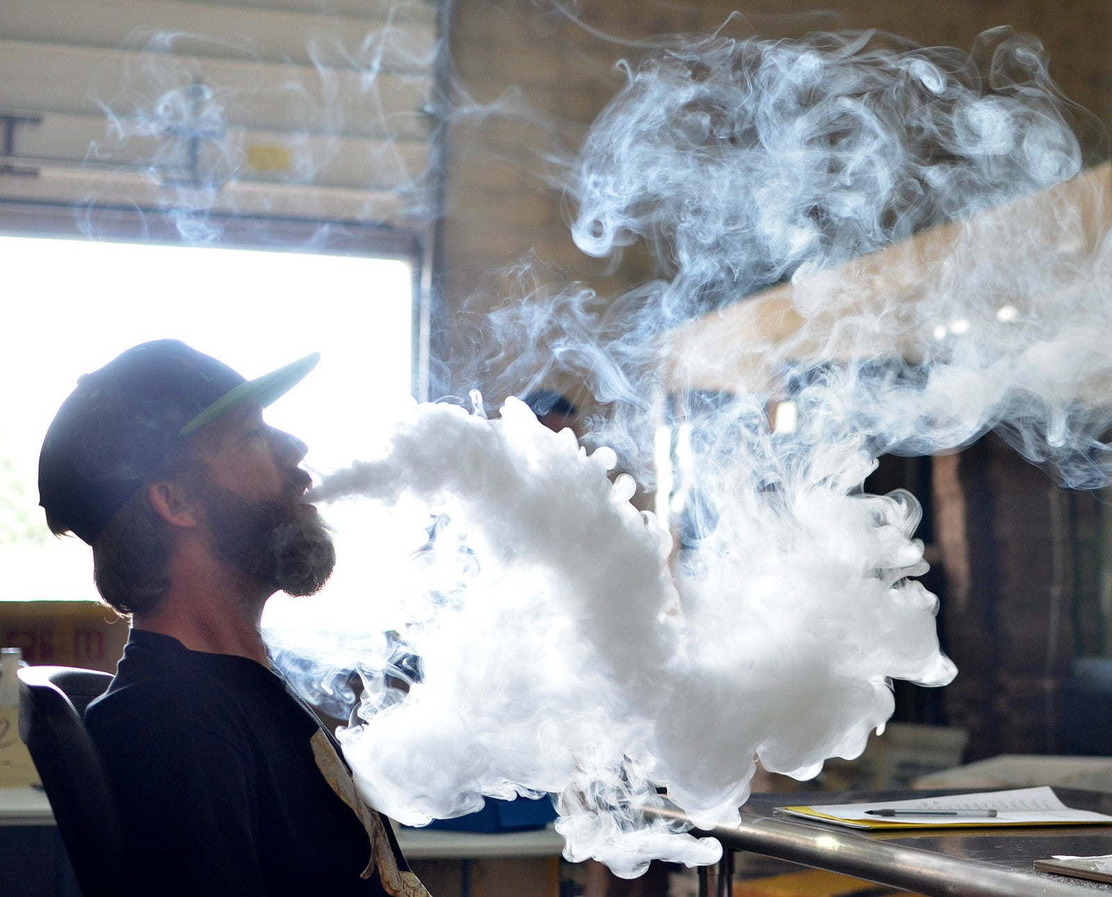 New study shows trace metals in e-cig vapor no different that ambient air