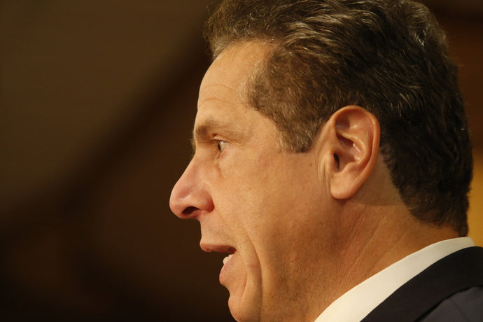 Hypocrite-in-Chief Cuomo's 2020 plan: legalize pot, ban nicotine 'vaping' despite THC-lung deaths