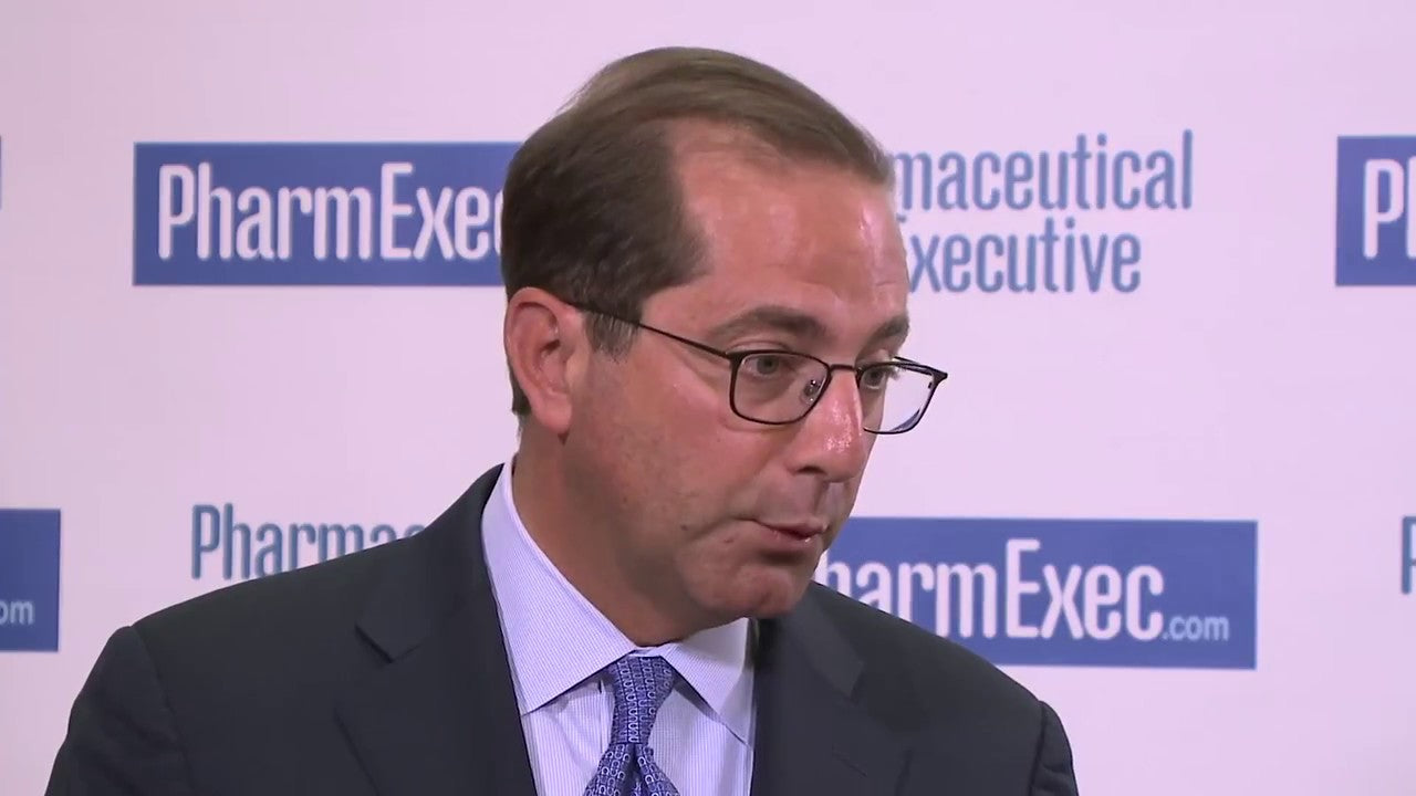 Trump passes over FDA's Gottlieb; picks Big Pharma's Alex Azar for HHS post