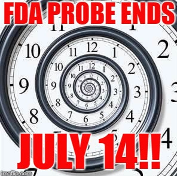 The Final Countdown: FDA probe on vaping flavors ends in 4-days on July 16