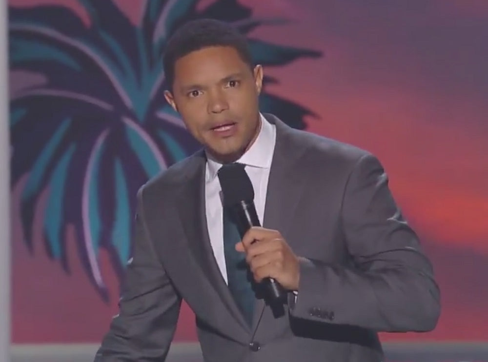 The Daily Show's Trevor Noah to Florida vapers: Amendment 9 designed to 'BLEEP' with you