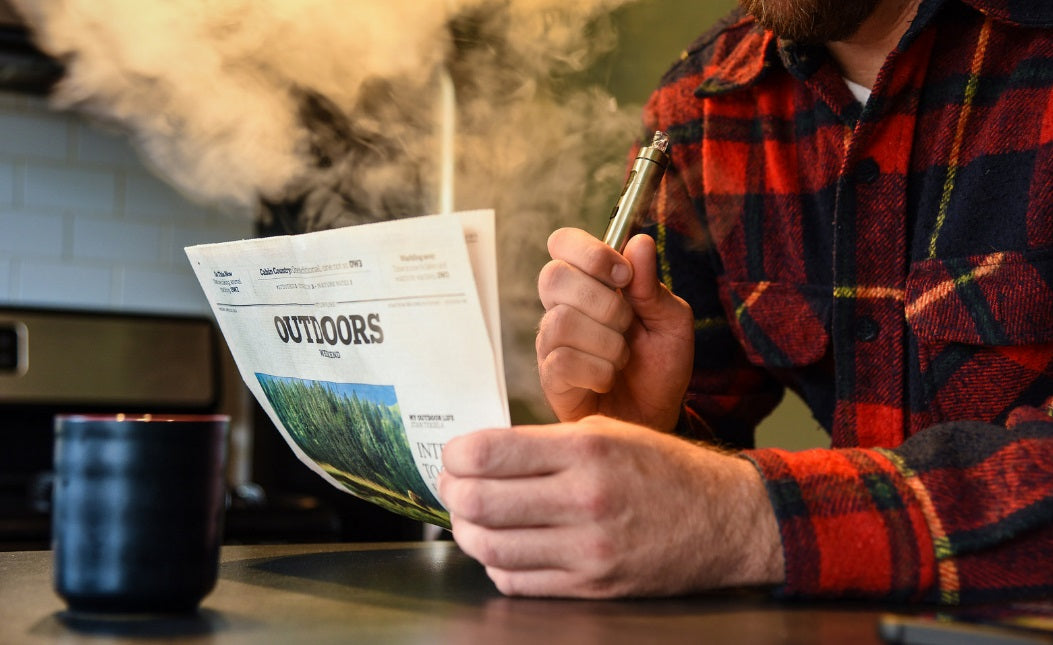 New UK e-cig study shows vaping is 99% less carcinogenic than smoking