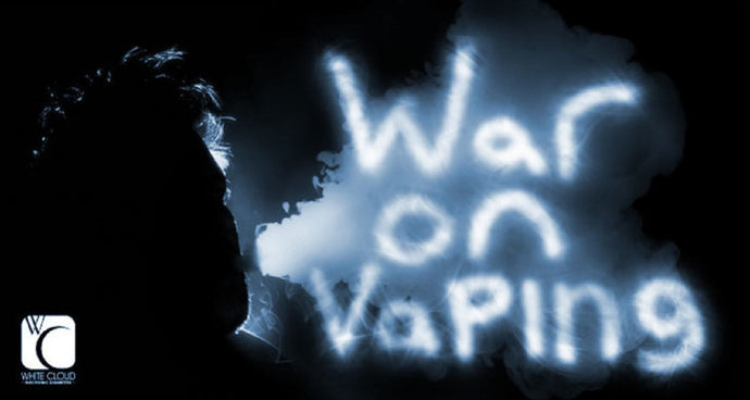 Is the vaping industry doomed to lose the War on Vaping?