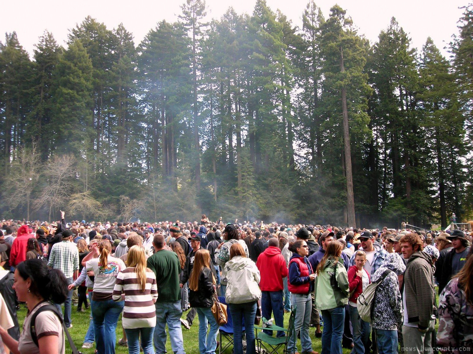 9th Circuit says man can sue Arcata, CA over good, old-fashioned Pot Party