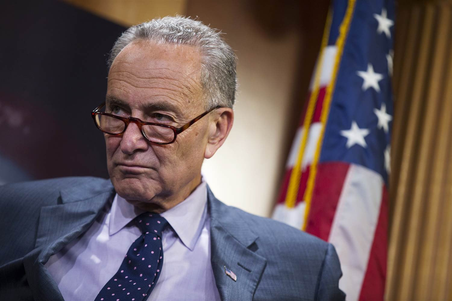 Sen. Schumer rides coattails of FDA e-cig regulations into the spotlight