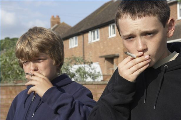 Primary school kids in UK caught with e-cigs; Is the vaping industry to blame?