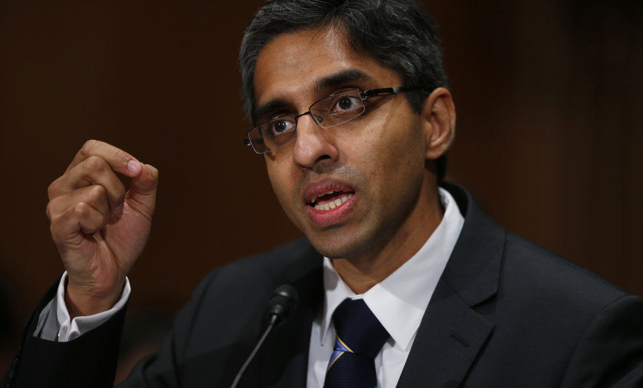 False News Alert: U.S. Surgeon General says e-cigs contain 'volatile organic compounds'