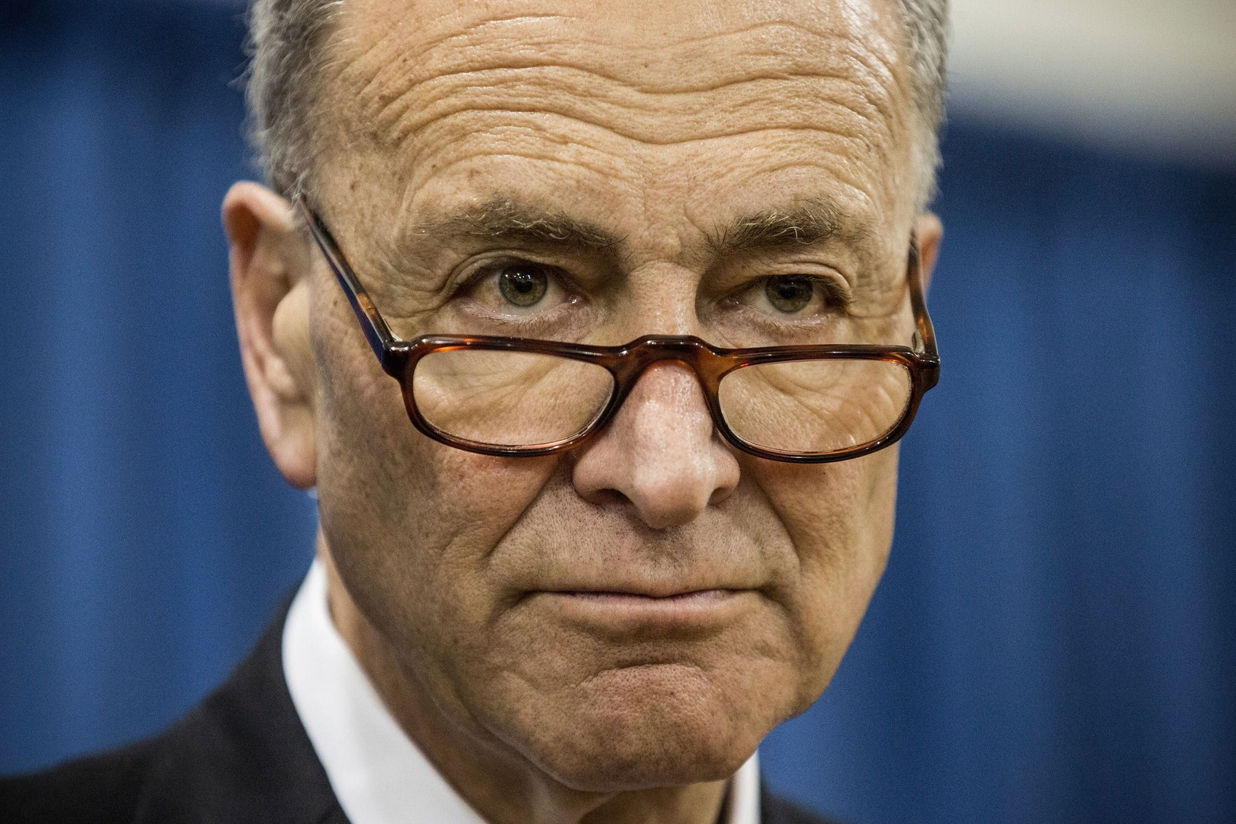 Legalizing marijuana while blasting vaping, is Sen. Schumer a big, ole hypocrite?