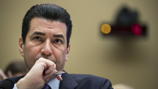 FDA Chief delivers cryptic warning to vaping to 'step up and step up soon'