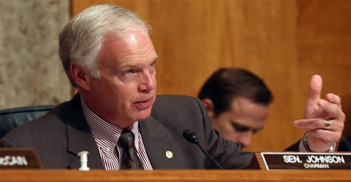 Sen. Ron Johnson reelection in jeopardy; Koch Bros give $1 million bailout