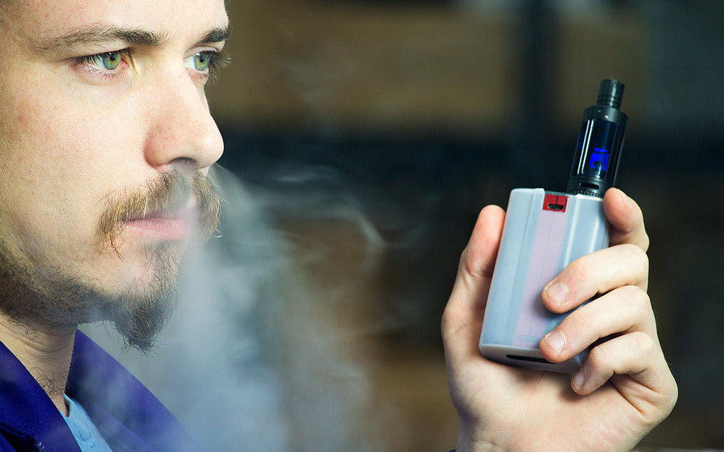 Vaping study: Trace metals of e-cig vapor 'below detection' levels