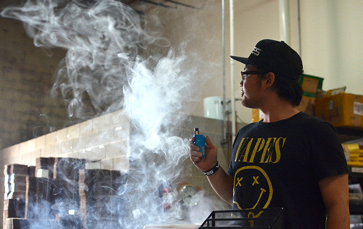 The Minnesota $0.30 per ml Vape Tax is Back, and we might have to move!