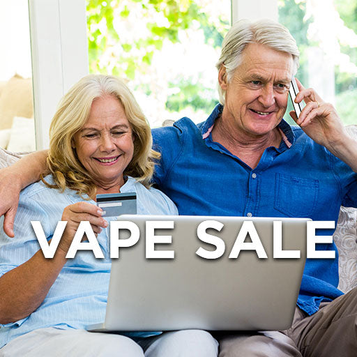 Save more with highly discounted vapes on sale!