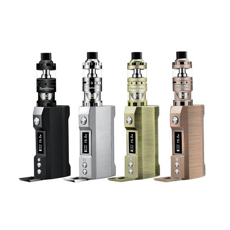 Wellon Transformer Starter Kit w/ 75w Mod + Tank - 4ml