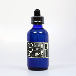 Epicure - Cigar Tobacco E-Juice by 503 e-Liquid (120ml)