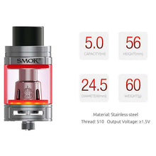 Load image into Gallery viewer, SMOK TFV8 Big Baby Light Edition Tank Atomizer (5ml)