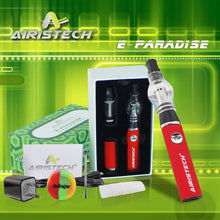 Load image into Gallery viewer, Airistech E-Paradise 3 in 1 Vape Pen (Herb, Wax, E-Liquid)