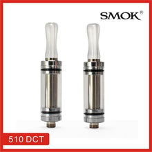 Load image into Gallery viewer, Replacement Dual Coil Cartomizer for 510 DCT
