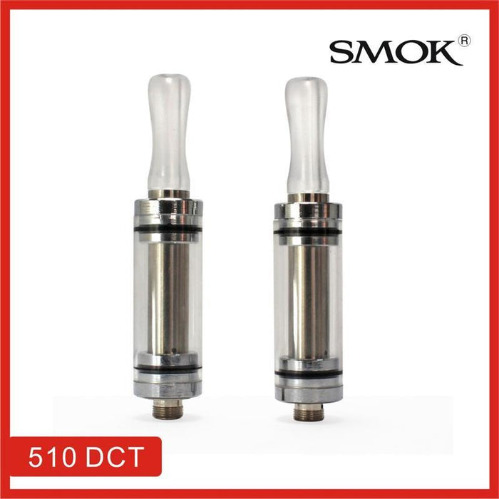 Replacement Dual Coil Cartomizer for 510 DCT