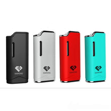 Load image into Gallery viewer, Airis Diamond Vape Battery for Oil Cartridges (280mAh)