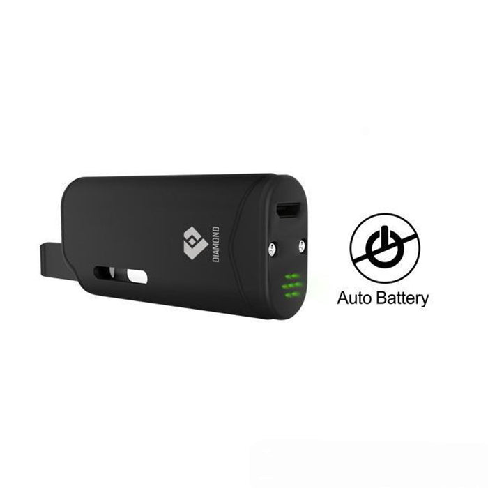 Airis Diamond Vape Battery for Oil Cartridges (280mAh)