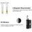 Airis Mystica II Cartridge Vaporizer Battery (450mAh)