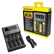 Load image into Gallery viewer, Nitecore i4 Universal Battery Charger 4-Bay Intellicharger