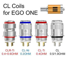 Load image into Gallery viewer, Joyetech eGo ONE CL-Ti or CL-Ni Temp Control Coils