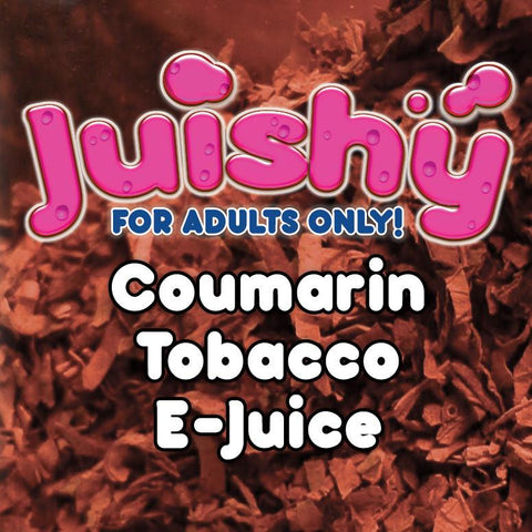 Coumarin Tobacco E-Liquid by Juishy E-Juice