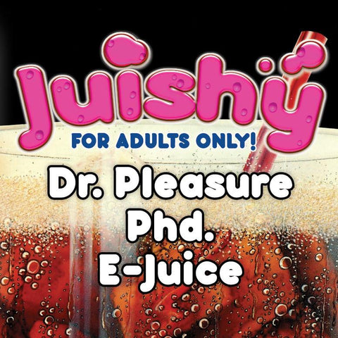 Dr. Pleasure Phd E-Liquid by Juishy E-Juice