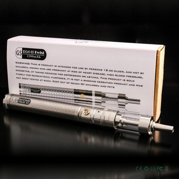 EGO II Twist MEGA Starter Kit (2200mah Variable Voltage)