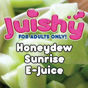 Honeydew Sunrise E-Liquid by Juishy E-Juice (100ml)