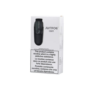 Justfog C601 Ultra Portable Pod Vape Kit (1.7ml, 650mAh)