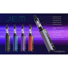 Load image into Gallery viewer, Innokin JEM/Goby Starter Kit Mod for E-Liquid - 2ml (1000mah)
