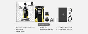 Vaporesso Switcher 220W TC Mod Kit + NRG Tank Atomizer