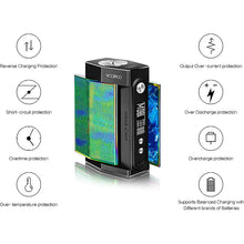 Load image into Gallery viewer, VOOPOO TOO Mod Kit 180W TC Box Mod + Uforce Tank Atomizer 3.5ml
