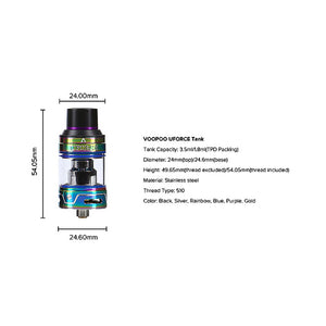 VOOPOO Uforce Tank Atomizer 3.5ml