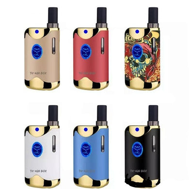 Kangvape TH-420 II Magnet 510 Starter Kit 510 For Thick Oils (650mAh)