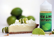 Load image into Gallery viewer, Key Lime Fantastic E-Liquid - Key Lime E-Juice of Thee Fantastic (100ml)