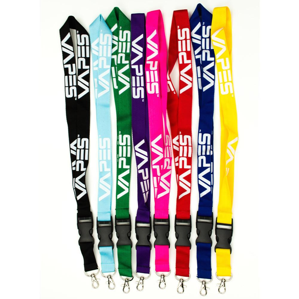 VAPES Lanyard w/ Buckle (9 colors)