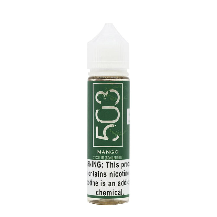 Mango E-Juice by 503 e-Liquid