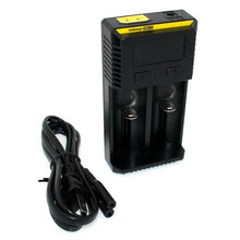 Load image into Gallery viewer, Nitecore i2 V2 Intellicharger Battery Charger (New Features)