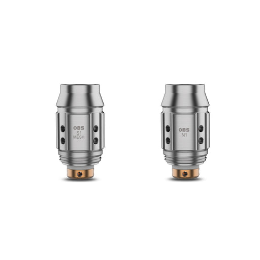 OBS Cube Mini Subtank Replacement Coils S1/N1 (5 pack)