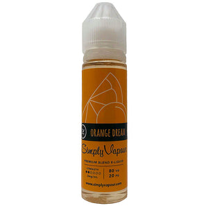 Orange Dream E-Juice by Simply Vapour Liquids (60ml)