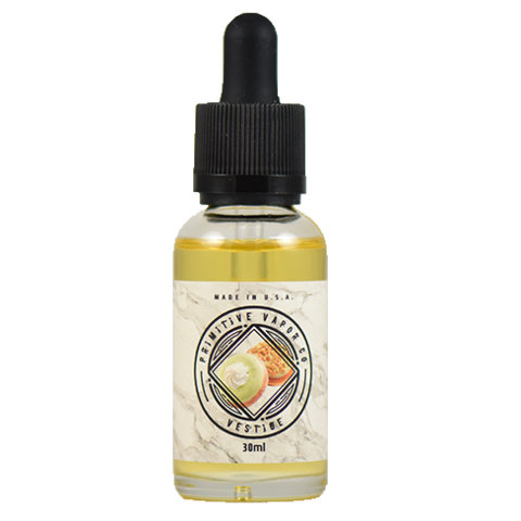 Vestige E-Juice by Primitive Vapor Co (Key Lime Pie Glazed Donuts)