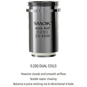 SMOK Stick AIO Coils Replacement and Priv One (5 pack)