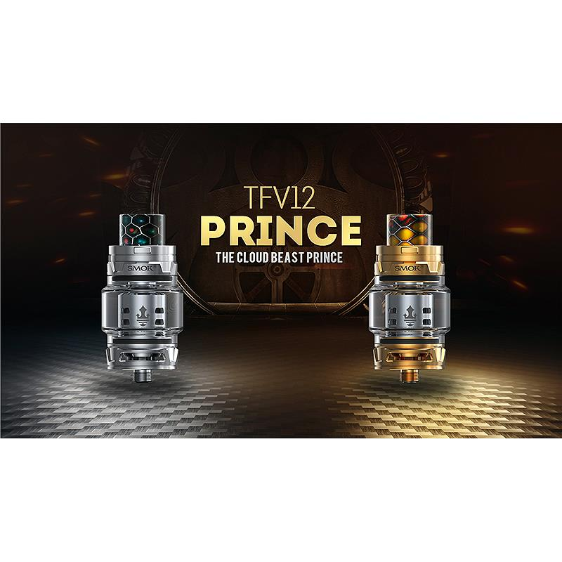 SMOK Majesty LUXE Edition Kit 225W TC Mod + TFV12 Prince Tank